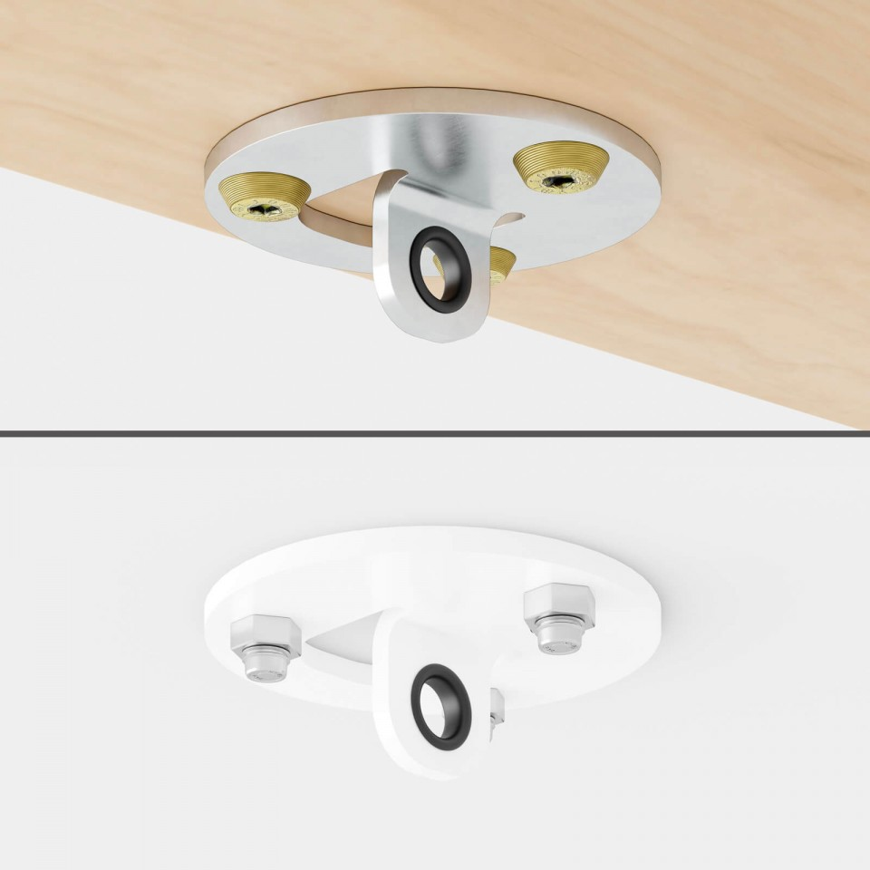 ANCHOR PLATE FOR CEILING