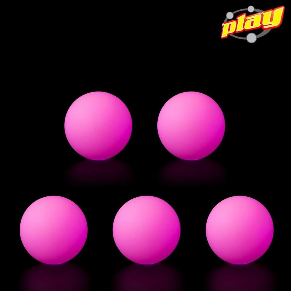 KIT 5 GLOW BALLS