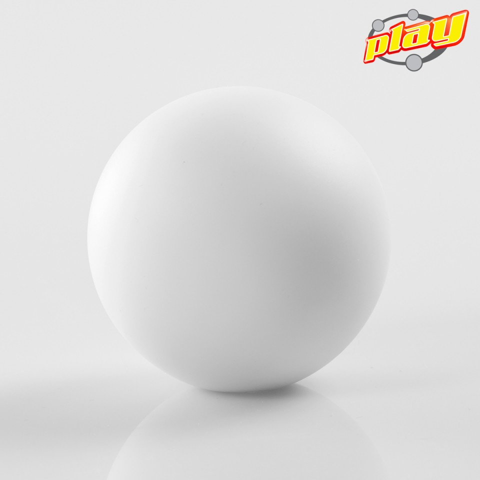 PLAY LED GLOW BALL - 90 MM - 330 GR - NO LED UNIT