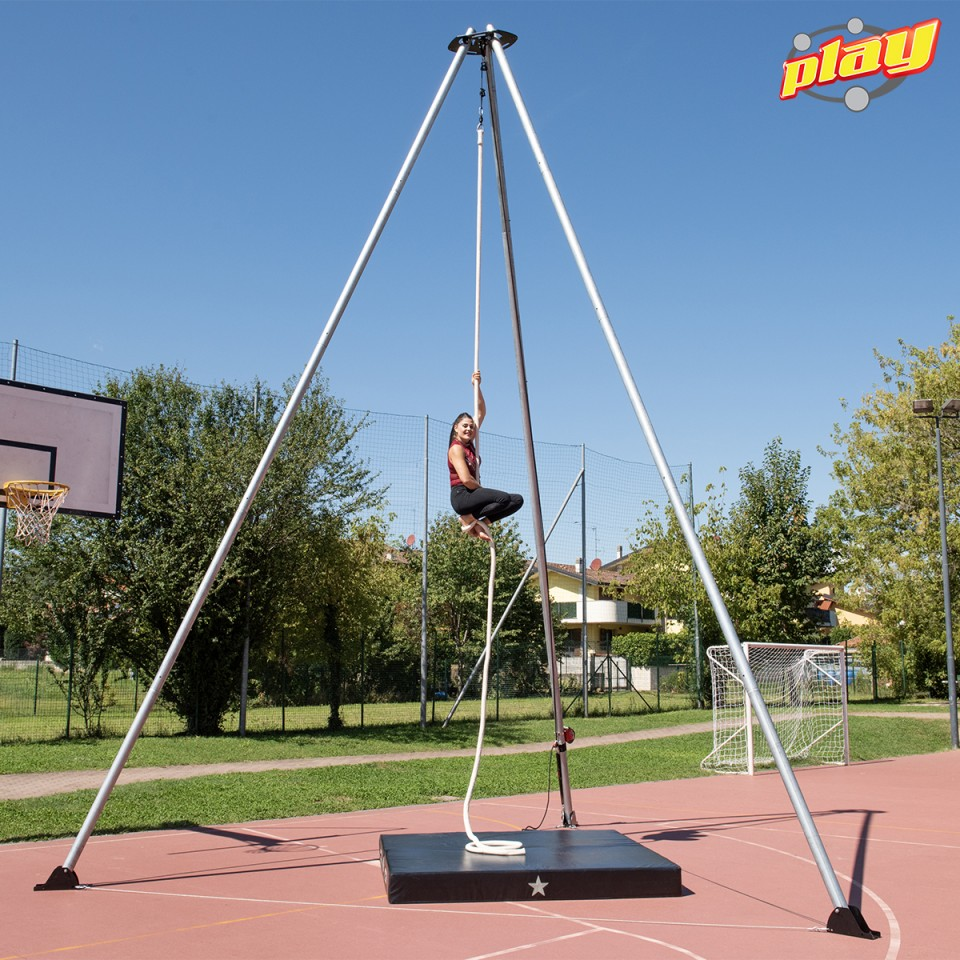 Struttura autoportante per danza e acrobatica aerea - fino a 7 m