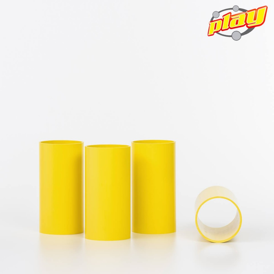 4 STACK ROLLS FOR ROLA BOLA - 20 cm